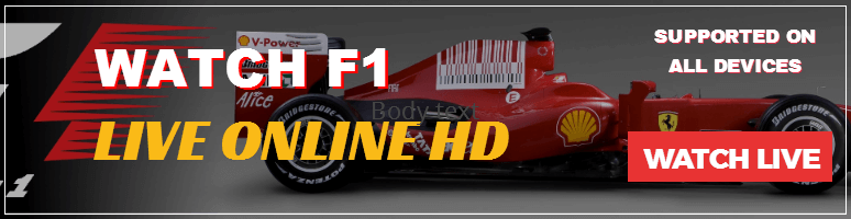 F1Streaming HD Banner